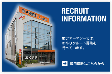 RECRUIT INFORMATION 2013